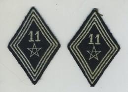 Deux Losanges. 11e Spahis ? - Uniforms