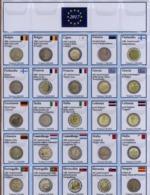 Aggiornamento 2017 Per RACCOGLITORE MONETE DA 2 EURO COMMEMORATIVI - Altri