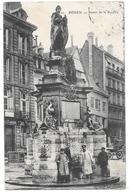 76 - ROUEN - Statue De La Pucelle - Ed. ELD - Rouen