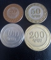 Coins From Armenia, Not Complete - Armenia