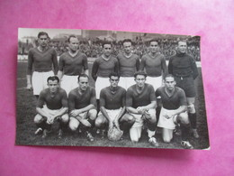 PHOTO EQUIPE  DE FOOT 67 RC STRASBOURG 1945-46 - Sports