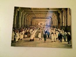 LA MECQUE-CARTE POSTALE   -SAFA WEL MARWA-PILGRIMS PERFORMING - Arabie Saoudite