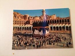 LA MECQUE-CARTE POSTALE   -MECCA-THE HOLY KAABA - Arabie Saoudite