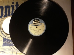 Fonit - Anni '50.  Nr. 1861.  Peggy Lee. Johnny Guitart - 78 T - Disques Pour Gramophone