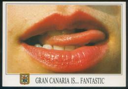 Foto *José Baca* *Gran Canaria Is ... Fantastic* Ed. Fisa Nº 859. Nueva. - Postales