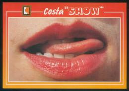 Foto *J. H. Baca* *Costa Show* Ed. Fisa Nº 45. Nueva. - Postales