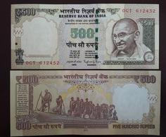 INDIA 500 Rupees 2014 UNC   Pick 106 - Inde