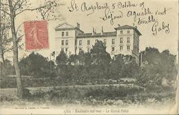 CPA De BOULOURIS LES BAINS - Le Grand Hôtel. - Boulouris