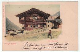 Suisse // Schweiz // Switzerland //  Non Classé  // Village Suisse, Schweizerdorf - Suisse