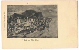 Cartolina - Postcard / Non Viaggiata - Unsent / Palermo – Villa Igiea - Palermo