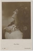POSTAL FOTOGRAFIA DEL ACTOR MIA MAY / K. 1682 - Fotos