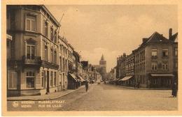 Meenen / Menin / Menen : Rijsselstraat / Rue De Lille 1937 - Menen