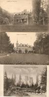 Moerkerke : Château ---- 3 Kaarten - Damme