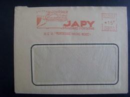 17062- EMA Ancienne (1953) Sté Japy à Montrouge-Vache-Noire (Hauts De Seine) Thème Machine à écrire - Usines & Industries