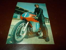 B706   Giacomo Agostini Non Viaggiata - Motociclismo