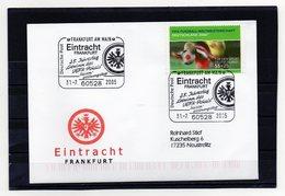 Deutschland, 2005, Brief (echt Gelaufen) Mit Michel 2327 Und Sonderstempel, Eintracht Frankfurt/Gewinn UEFA-Pokal - Covers