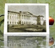 St. Petersburg Leningrad Alte Postkarte Der UdSSR 1957 Staatliches Russisches Museum - Russia
