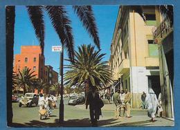 ERITREA ETHIOPIA ASMARA STREET SCENE 1966 - Eritrea