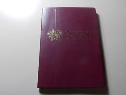 Passport * Portugal * 2001-2011 - Vervoerbewijzen
