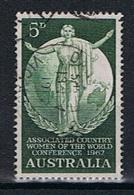 Australie Y/T 280 (0) - 1952-65 Elizabeth II : Ed. Pré-décimales