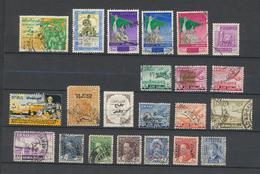 IRAQ  Lot Of 22 Perfect Used Stamps - Iraq