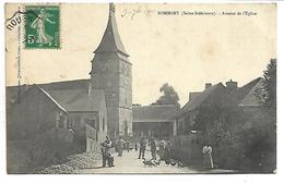 SOMMERY - Avenue De L'Eglise - Non Classés