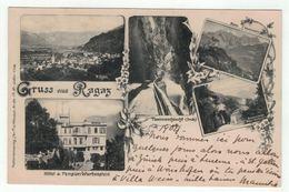Suisse // Schweiz // Switzerland //  St.Gall  //  Gruss Aus Ragaz - SG St. Gall