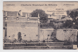 Portugal Postal  De Cartaxo (Chafariz) - Santarem