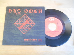 Das Omen - Misterius Art - 1989 - 45 Rpm - Maxi-Single