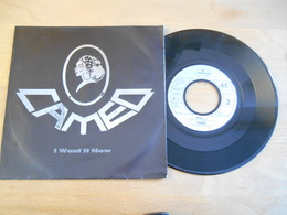Cameo - I Want It Now - 1988 - 45 Rpm - Maxi-Single