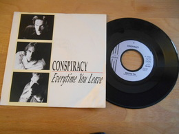 Conspiracy - Everytime You Leave - 1990 - 45 Rpm - Maxi-Single