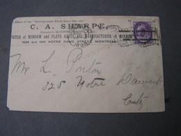 Canada , 1898 Cv. - 1851-1902 Victoria