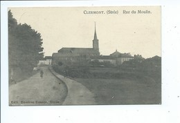 Clermont Strée Rue Du Moulin ( Walcourt ) - Walcourt