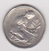 1949 Germania - 50 Pf Circolata (fronte E Retro) - [ 6] 1949-1990 : RDA - Rep. Dem. Tedesca