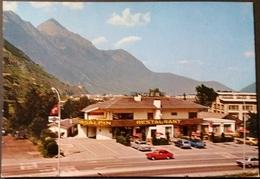 Ak Schweiz - Martigny - Croix - Motel - VS Wallis