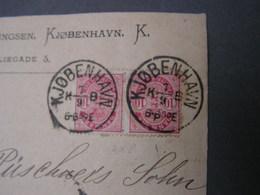 DK Cv. 1886 - Lettere