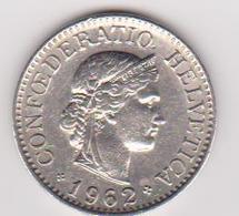 1962 Svizzara - 10 C Circolata (fronte E Retro) - Svizzera