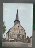 CP (87) Oradour-Saint-Genest  -  Eglise - France