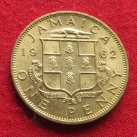 Jamaica 1 Penny 1962 Jamaique - Jamaica