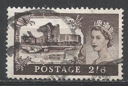 Great Britain 1955. Scott #309 (U) Windsor Castle, England * - Oblitérés