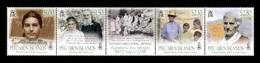 Pitcairn Islands 2017 Mih. 991/95 Historian Rosalind Amelia Young MNH ** - Pitcairn