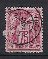 France 1876-78 Sage Y&T N° 71 - 1876-1878 Sage (Type I)