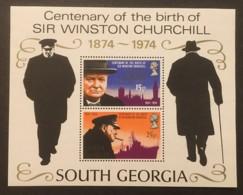 SOUTH GEORGIA - MH* - 1974  - # 40A - Géorgie Du Sud