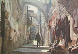 Gerusalemme - La Via Dolorosa - Palestina