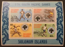 SOLOMON ISLANDS - MNH** - 1975  - # 292A ROUGH CONDITION - Solomon Islands (1978-...)