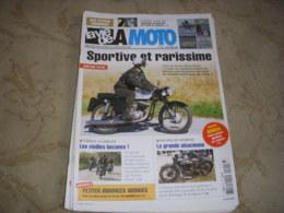 LA VIE DE LA MOTO LVM 541 10.08 MOCHET SPORT CMS 175 1958 PEUGEOT Au BOL D'OR - Auto/Moto