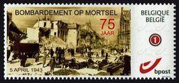 Belgie Belgien Belgium 2018 - Bombardement Op Mortsel 1943 - België