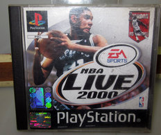 NBA LIVE 2000 PLAYSTATION - Consoles