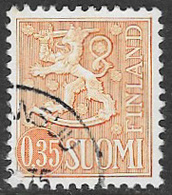 Finland SG657a 1974 Definitive 35p Good/fine Used [39/31796/6D] - Finland