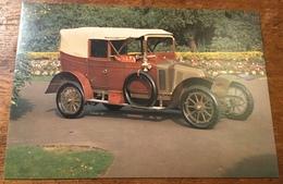 Th. Schneider 1914 ~ Museum Of Transport, Glasgow - Passenger Cars